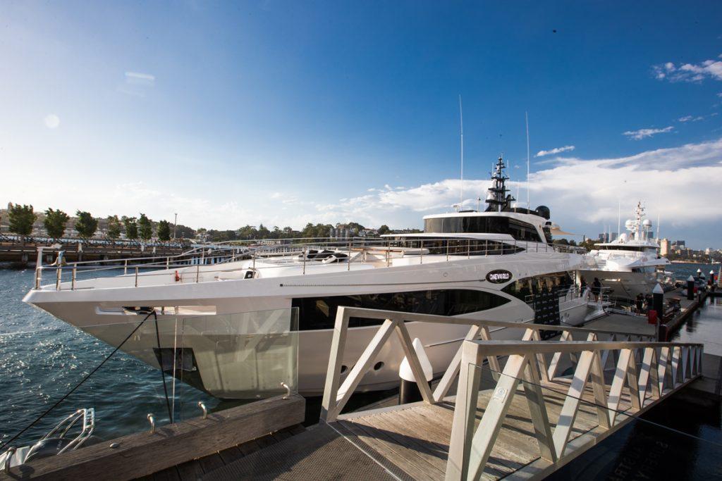 TLN Australia Member Event – Aspen Snowmass X Australian Superyachts onboard One World