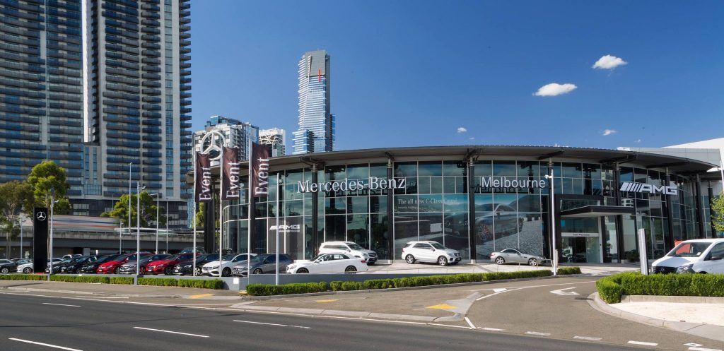 Mercedes-Benz Melbourne joins The Luxury Network Australia