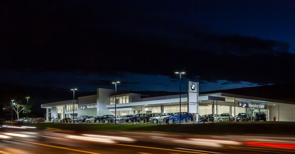 Waverley BMW joins The Luxury Network Australia