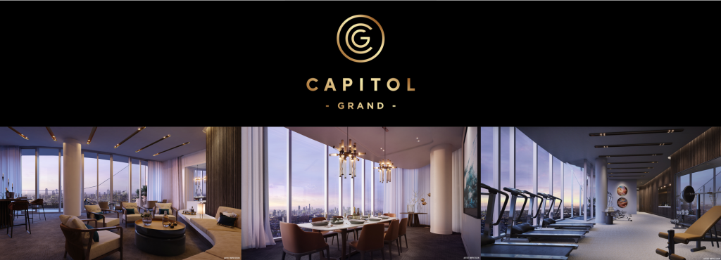 The Luxury Network and Capitol Grand's Exclusive Cocktail Event